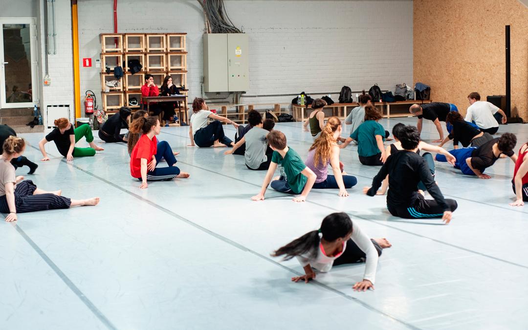 Audiciones International training program 2020-2021